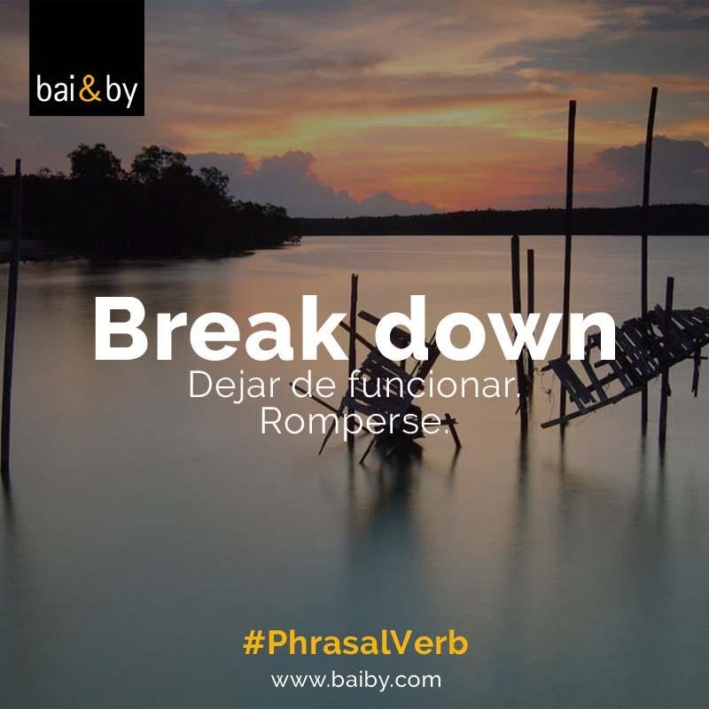 Los Phrasal Verbs más difíciles y complicados de aprender
