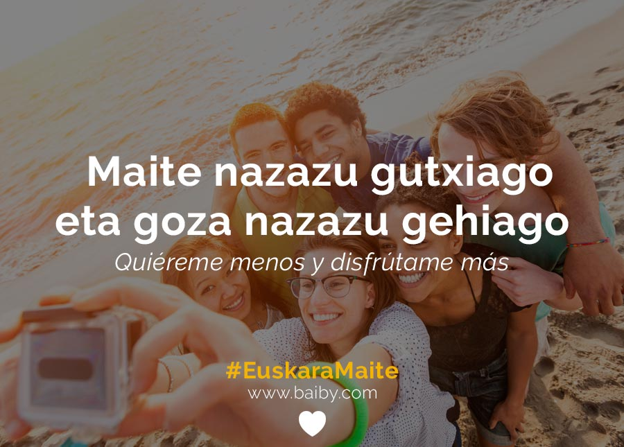 frases de amor en euskera