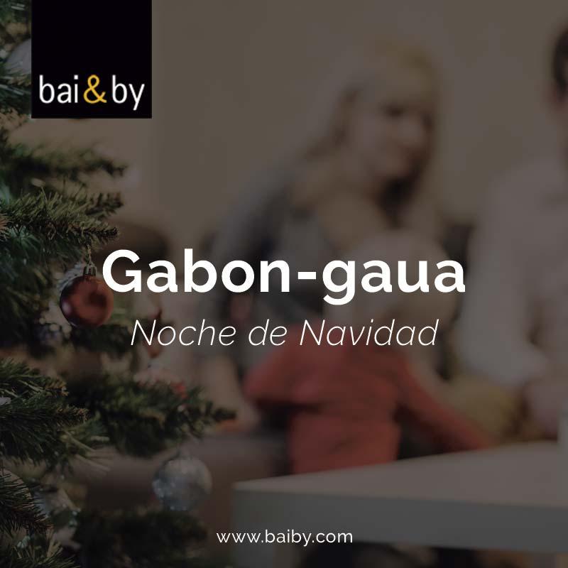 vocabulario de navidad en euskera