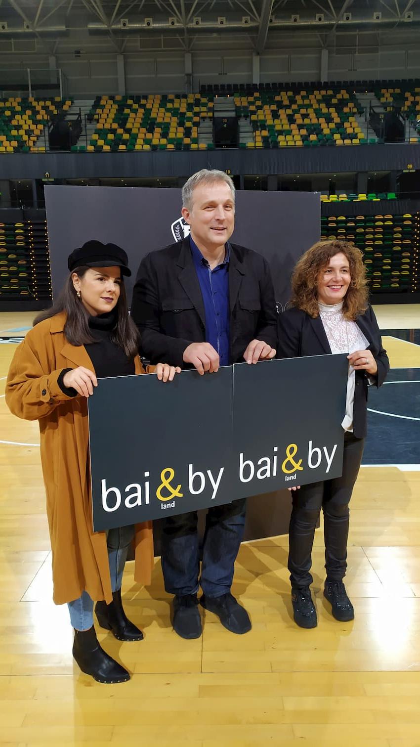 Este año volvemos a fichar con el Bilbao Basket