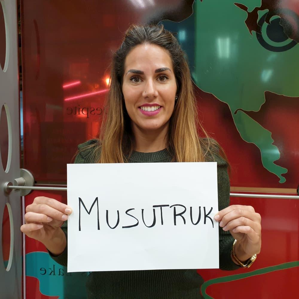 Euskal hiztegia - Musutruk